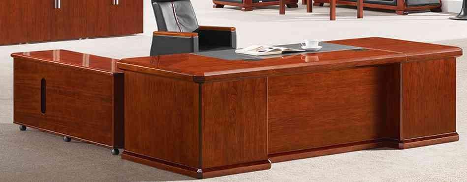 2.4米班台-班台,办公桌,油漆类-宿州市圣奥家具有限公司