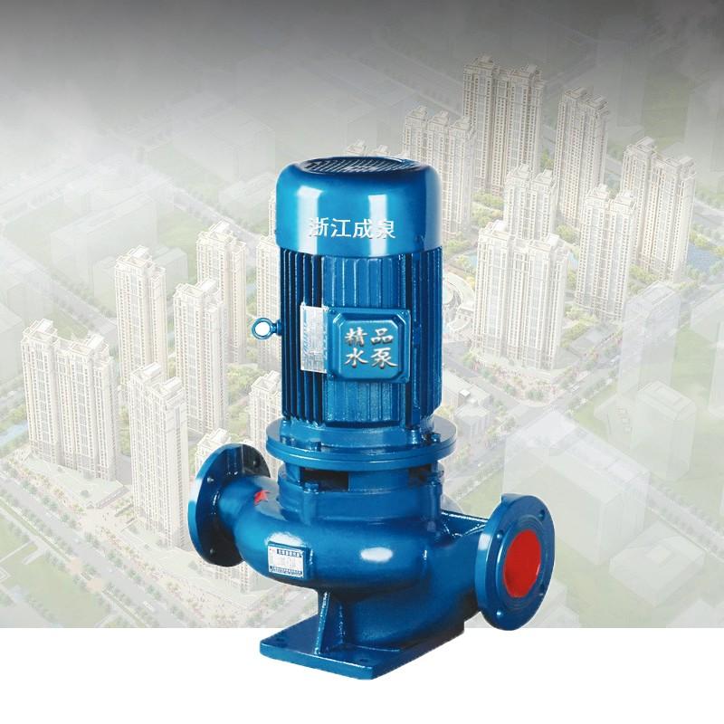 IRG型立式热水循环泵-水泵,工厂泵,工地泵,矿泵,-浙江成泉机电设备有限公司